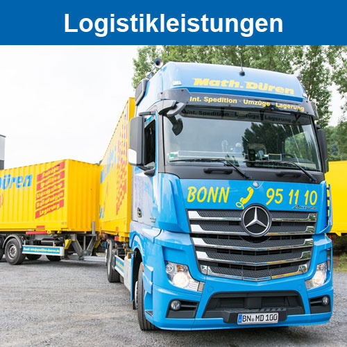 Logistik, Spedition Bonn